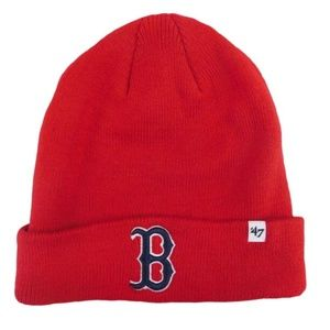 MLB Boston Red Sox Knit Cap